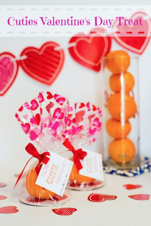 Adorable Diy Cuties Valentinesday Treat Bags For Kids Sponsored