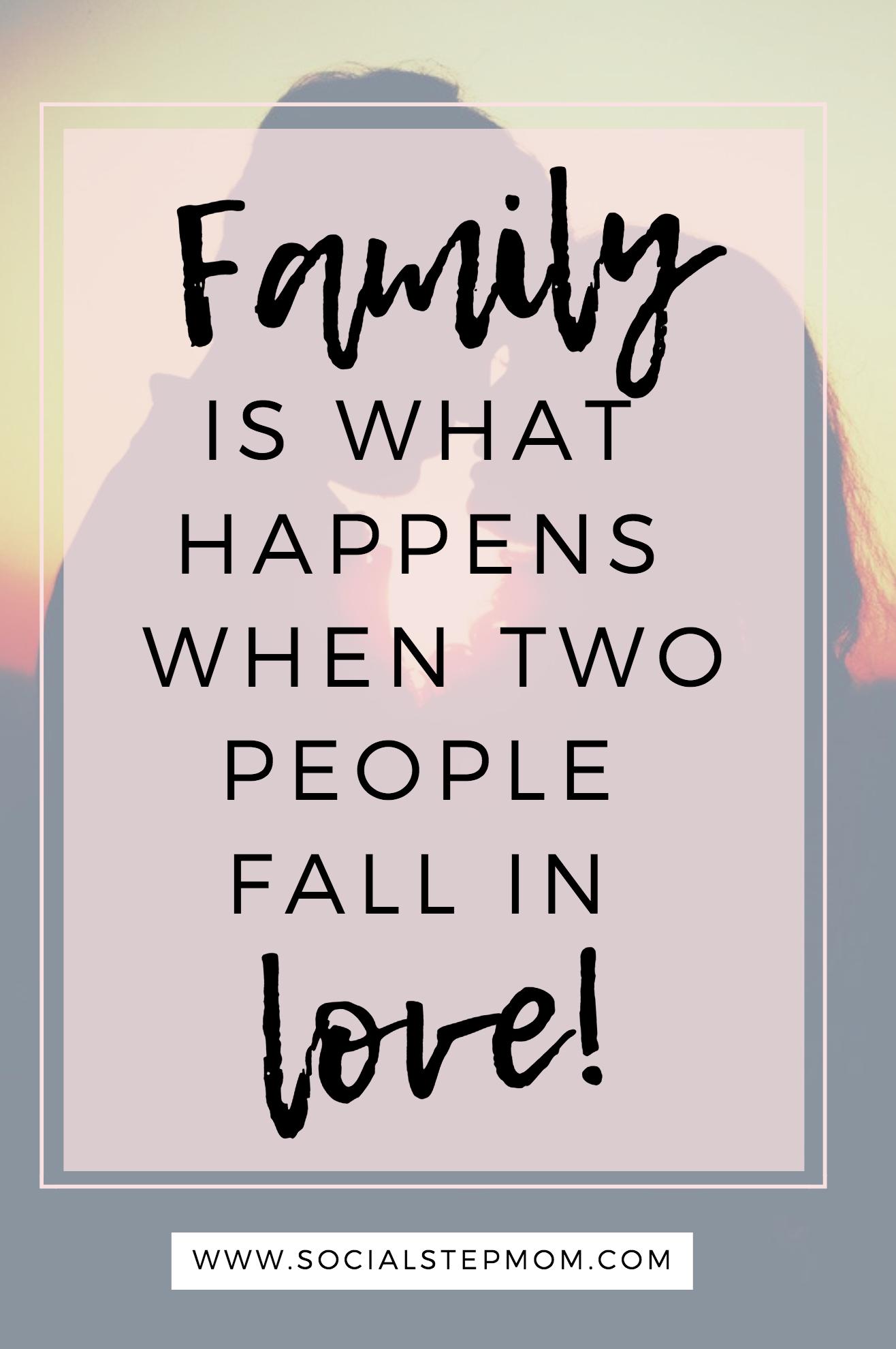 Pin by Heather Brandrick on Family love Blended family