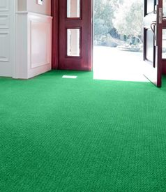 Emerald Green Carpet Makes A Bold Statement In Any Room And Is A