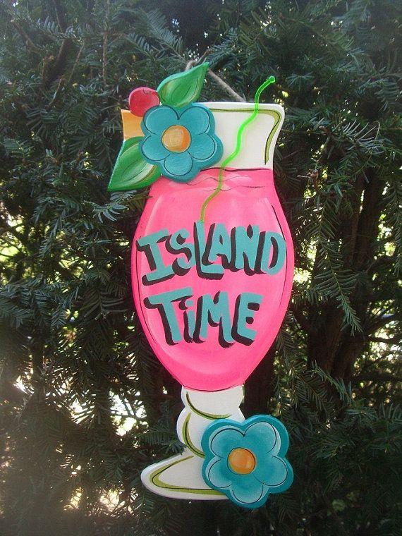 New Outdoor Tiki Bar Signs