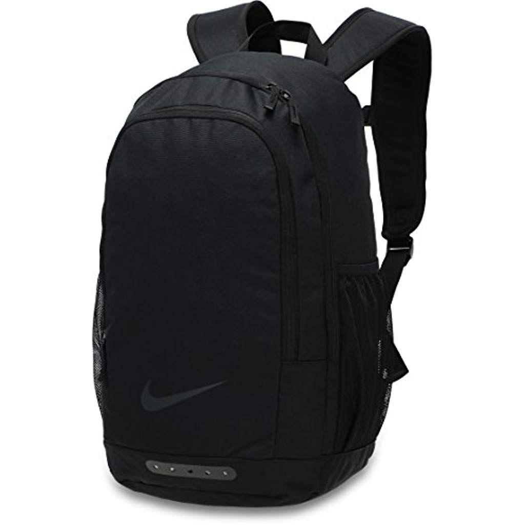 Nike Academy Fussball Rucksack Backpack 51x30x20 Cm Schwarz