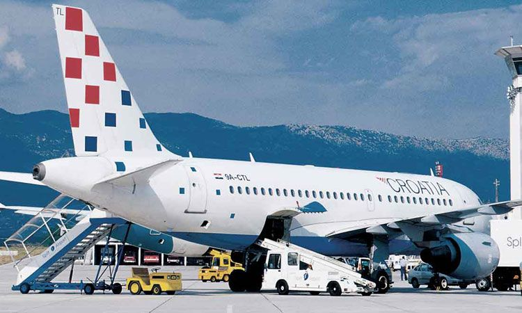 Croatia Airlines To Be Privatised The Dubrovnik Times Croatia Airlines Croatia Airlines