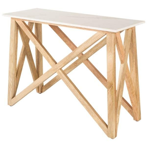 Valery Console Console Table Wooden Console Table