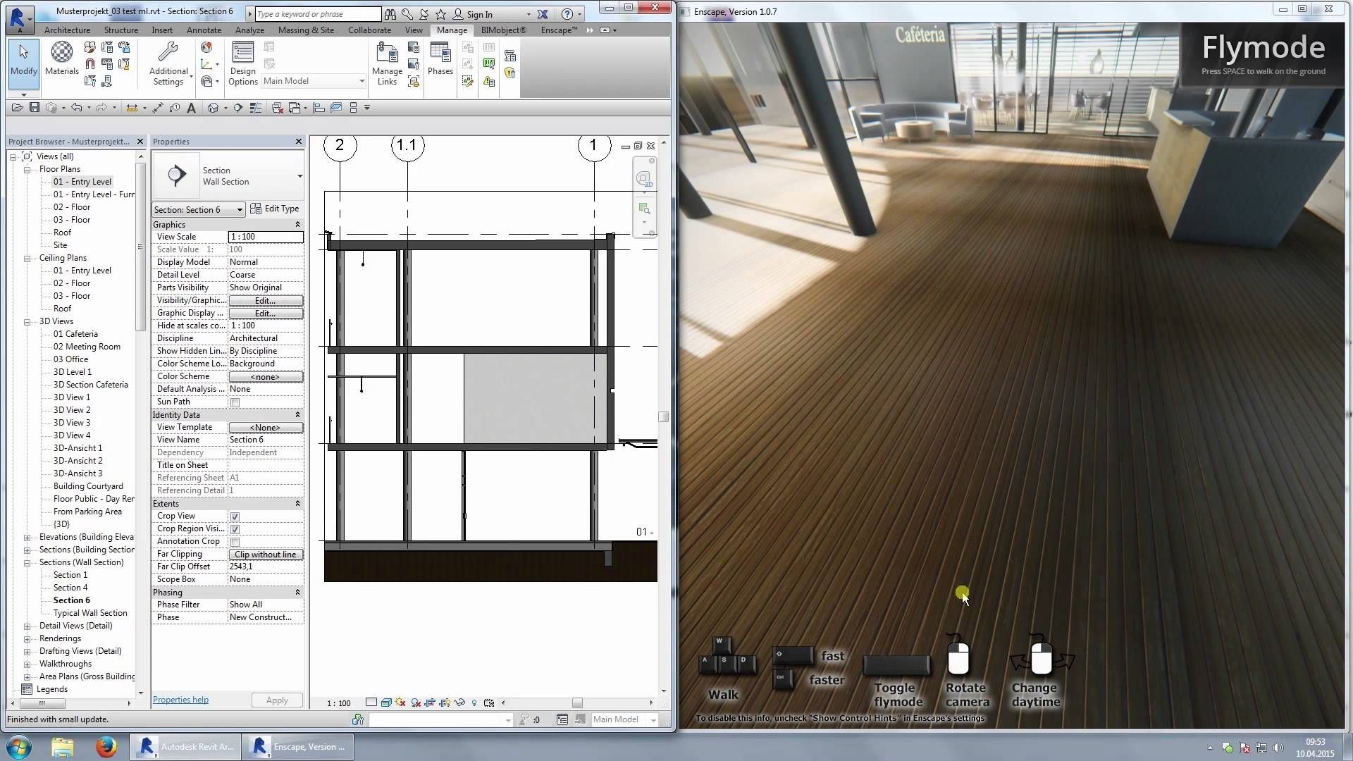Materials In Revit Enscape