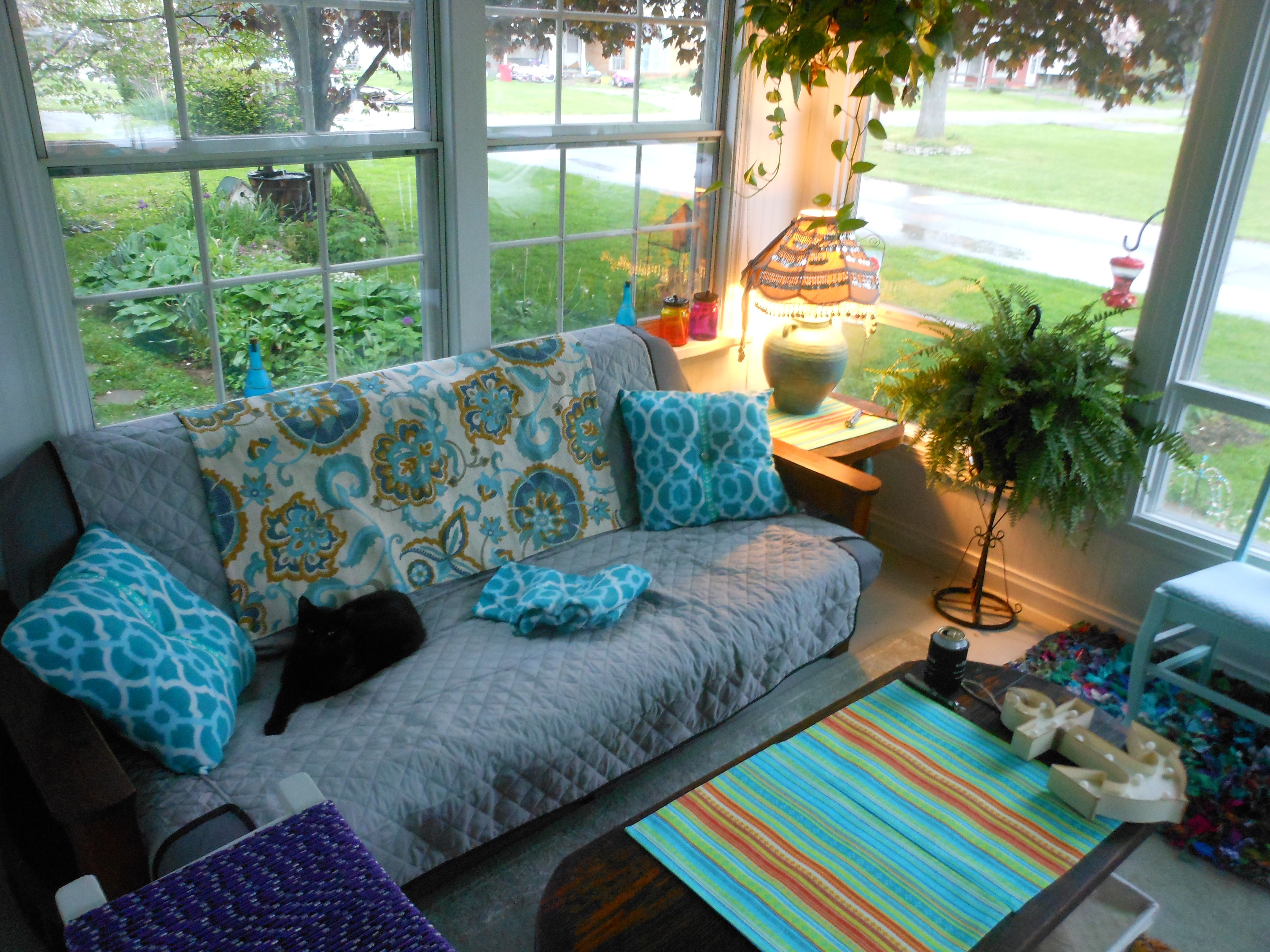 Sleeping Porch Furniture. Sleeping Porch, Sun Room, Porches, Front  Conservatory, Verandas