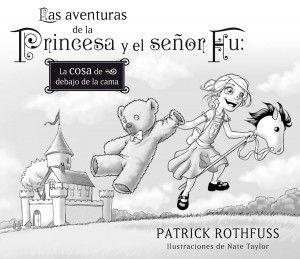 Las aventuras de la princesa y el señor Fu, Patrick Rothfuss: La gallina de los huevos de oro - http://www.fabulantes.com/2012/10/las-aventuras-de-la-princesa-y-el-senor-fu-patrick-rothfuss/