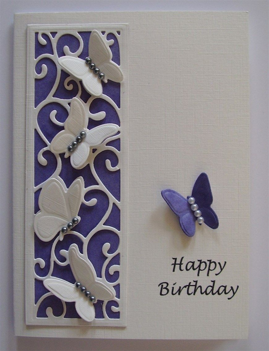 a few more quick cards for my charity boxes – Charity Birthday Cards