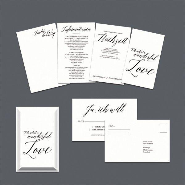 Hochzeitseinladung booklet diy – Die besten Hochzeitszeremonien