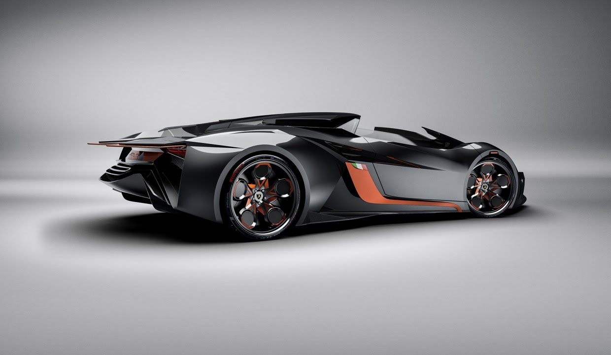 Lamborghini Diamante Concept From The