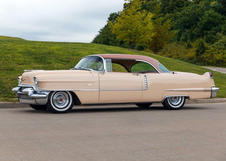 The new modern home physician 1949 cadillac.