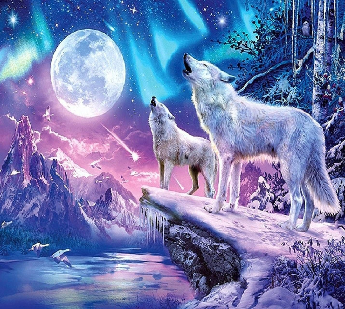 Free By Zedge: Download Wolves------------- Wallpaper By _____X