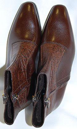 Artioli men's boots.   Luxury shoes, Shoes mens, Boots men