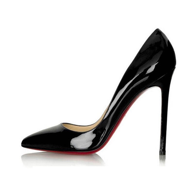 reputable site ab127 2436d Famous Woman red bottom high Heels pointed toe sexy party ...