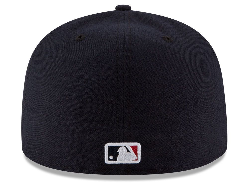 d6b4a33714c Details about New Era Boston Red Sox GAME 59Fifty Fitted Hat (Navy ...