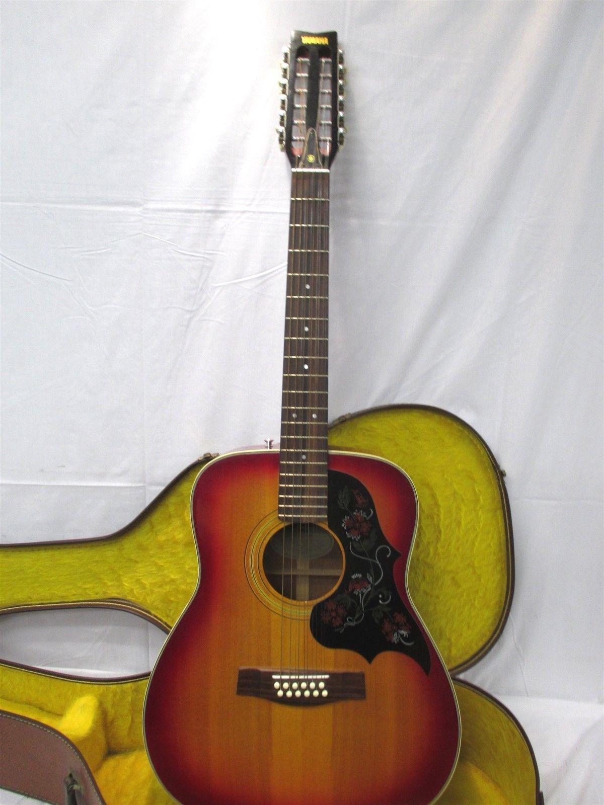 4104f7a9c6 #guitar Yamaha FG-412SB 12-String Cherry Sunburst Acoustic Guitar FG412SB  Taiwan please retweet