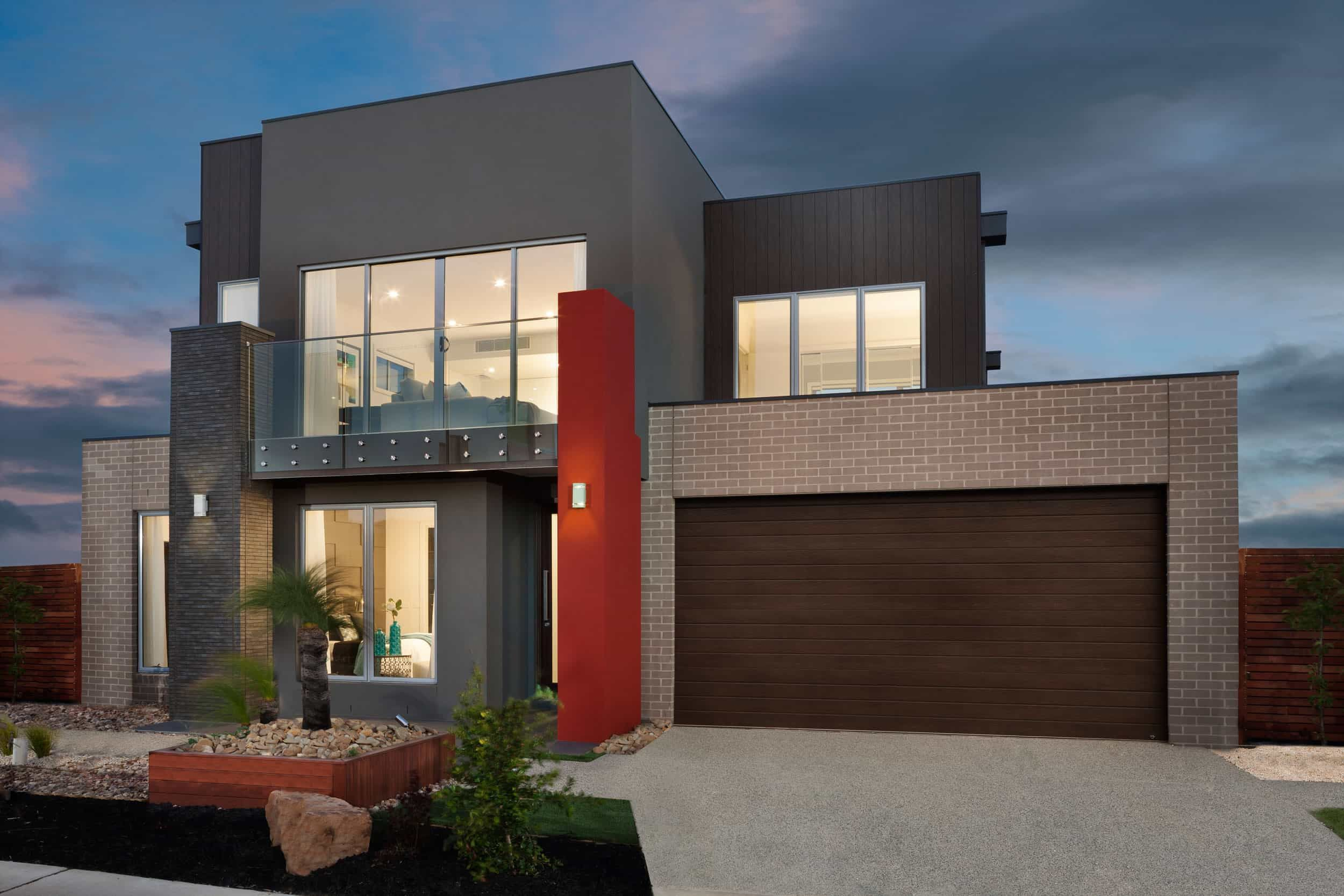 The Astyn Is The Pinnacle Of Double Storey Home Design Not Only