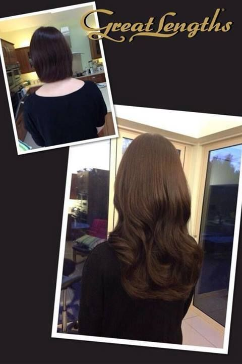 Great Lengths Extensions Chicago Il Get Long Hair With High