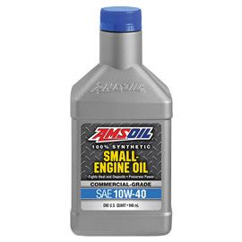 Amsoil 10w 40 Synthetic Small Engine Oil Is Formulated To