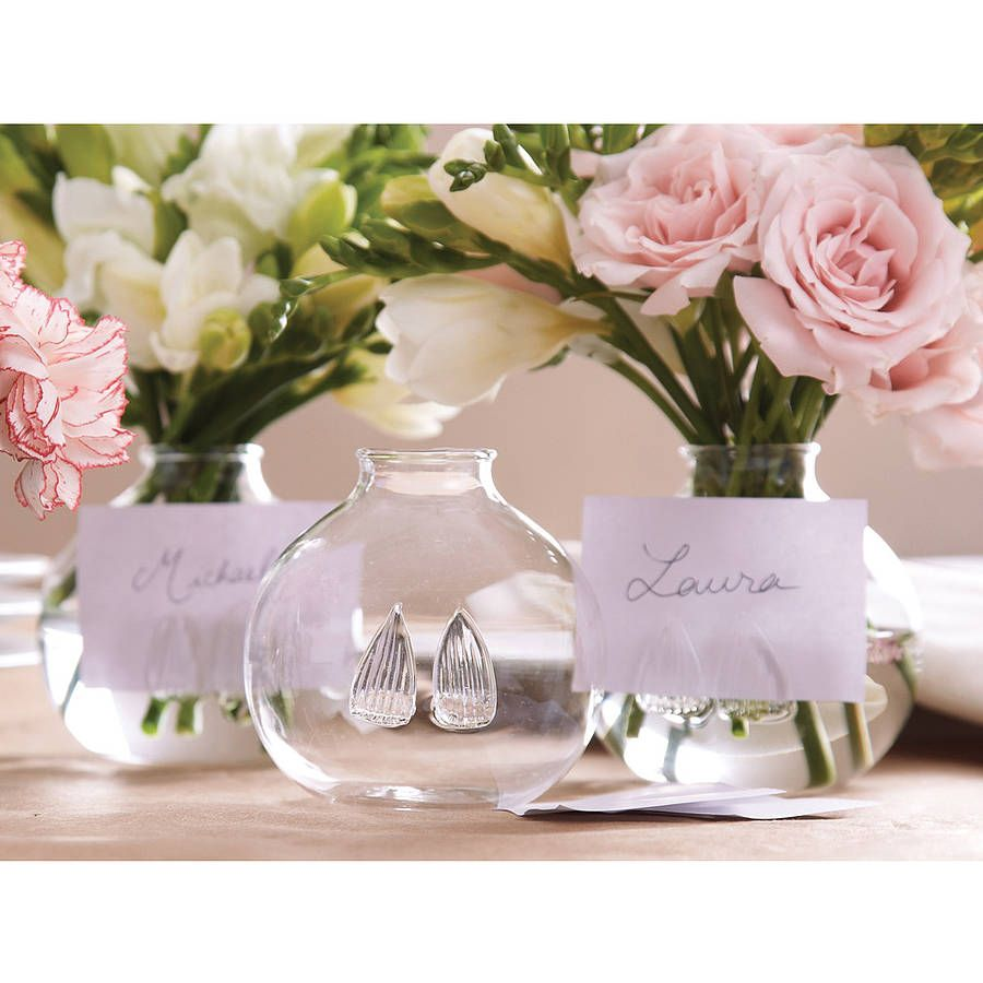 Pretty Pink Flowers Pretty Wedding Pinterest Place Card And