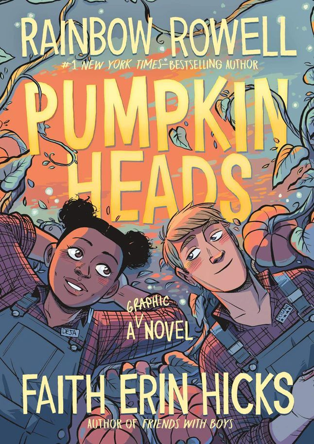 Don't Like Being Scared? 11 New Books With Major Fall Vibes, And No Horror #comicbooks