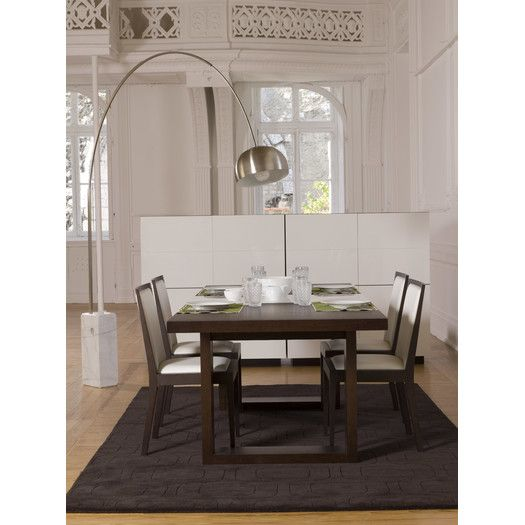 Tema Tundra Extendable Dining Table AllModern