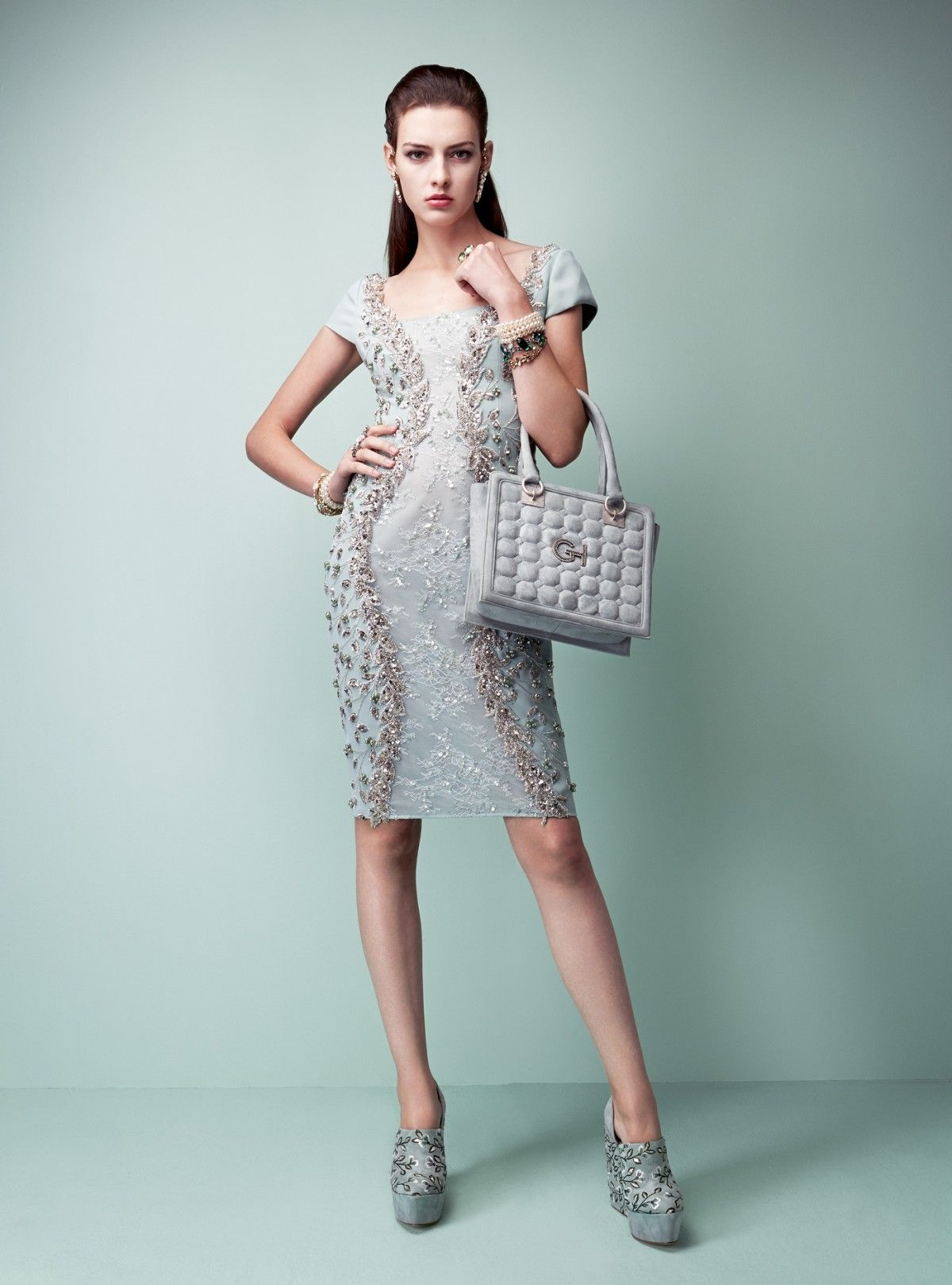 Georges hobeika springsummer readytowear collection