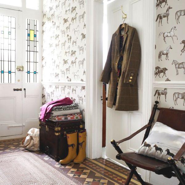 Merveilleux Home Interior Horse Prepossessing Study Room