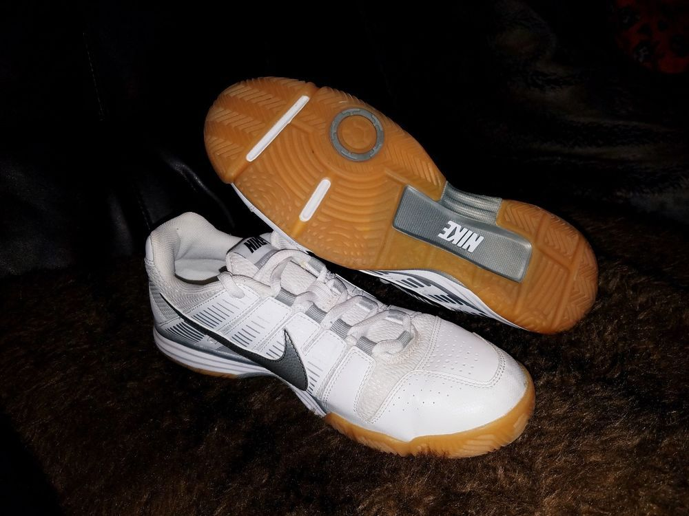 ee78c24eb604e Nike Multicourt 9 Volleyball Shoes Women s Size 10 White  Nike   VolleyballShoes
