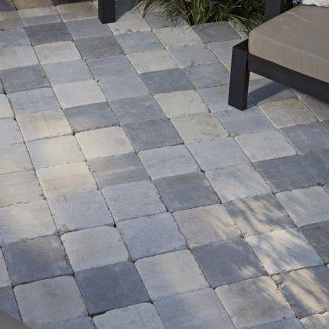 dalle pierre naturelle cr er une all e de dalles terrasse terrasse pav et terrasse jardin. Black Bedroom Furniture Sets. Home Design Ideas
