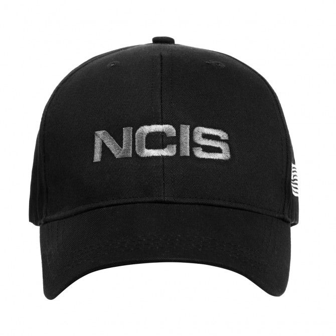 Ncis Special Agent Hat With Flag Grey Miscellaneous