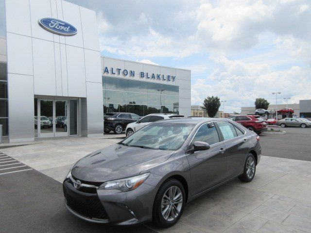 Cool Amazing 2016 Toyota Camry SE 2016 Cosmic Gray Mica Toyota Camry