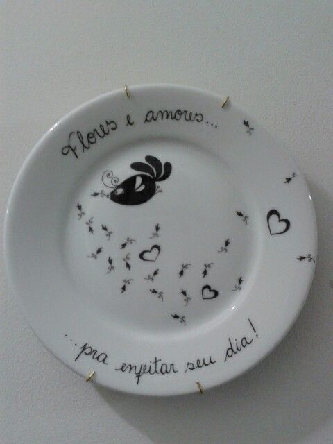 Coisas da Bubu, porcelanas, pratos decorativos, pratos de parede