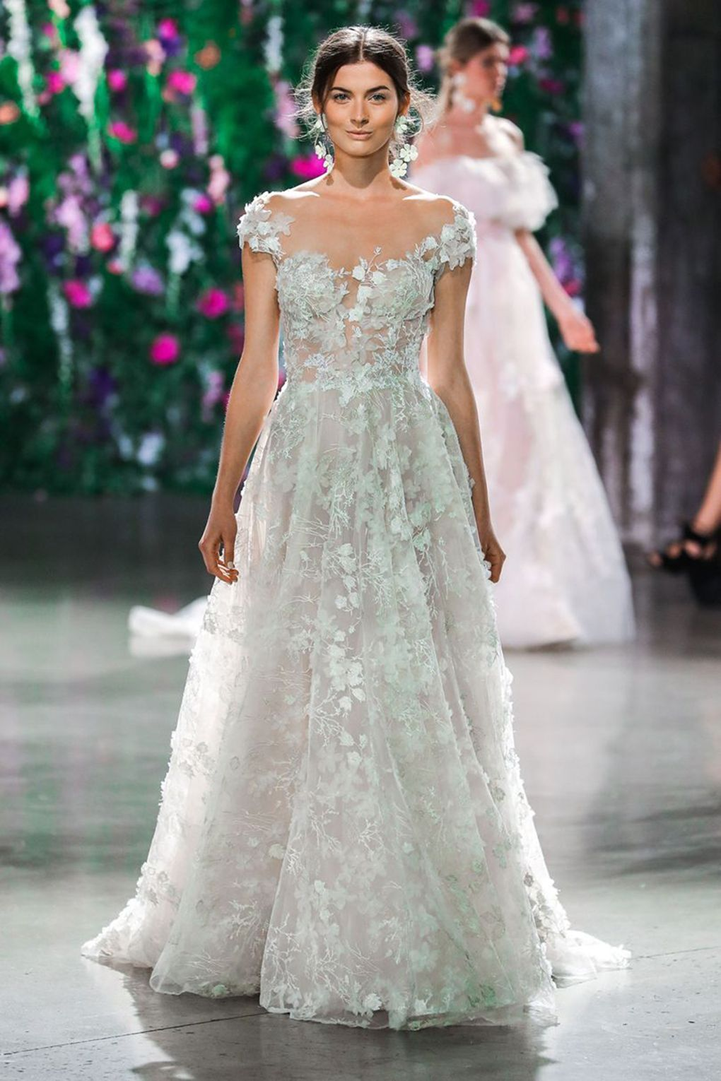 Most Wanted: The Best Wedding Dresses Of Bridal Fashion Week ...