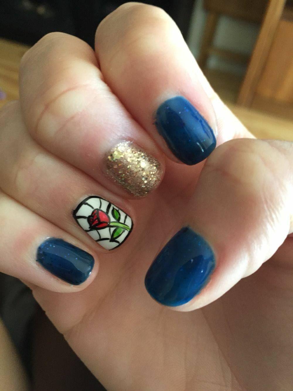 Pin von Annastasia Amerine auf Nails | Pinterest