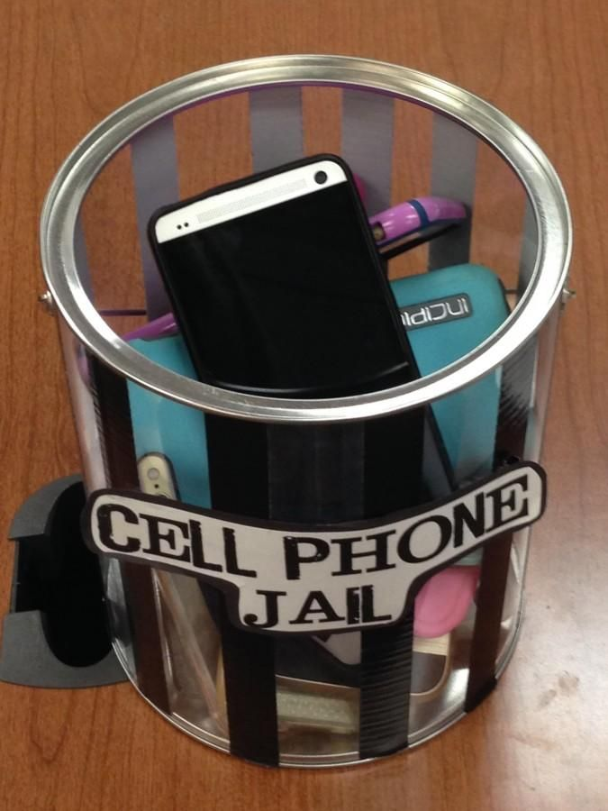 It's a well-known fact that most teachers at any school do not like it when their students are on their phones during class. This led to many teachers here at Monte Vista getting creative and developing their own ways to create a phone-free learning environment. One good example is Mrs. Perruso. Mrs. Perruso is a...