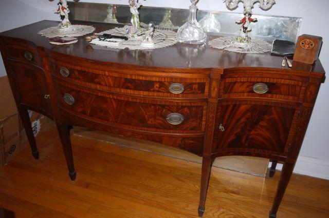 antiques & collectibles | Collectibles-General (Antiques) / Buffet -  Landstrom Furniture . - Antique Buffet Furniture Antique Furniture