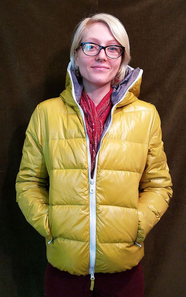 online store ace1c 32951 Duvetica Thia Full Zip Down Jacket100% New Goose DownOchre ...