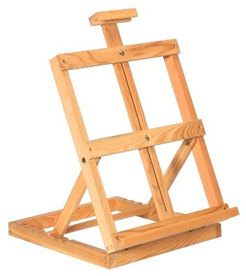Mm Small Pine Table Easel