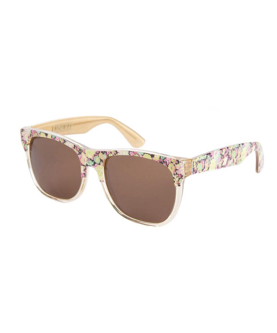172aff04112a Elysian Liberty Print Sunglasses