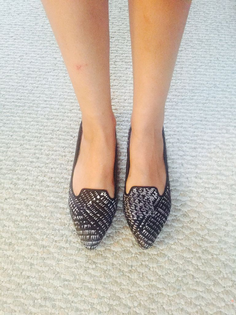 Check out Dolce Vita Pointed Hair Flats on Threadflip!
