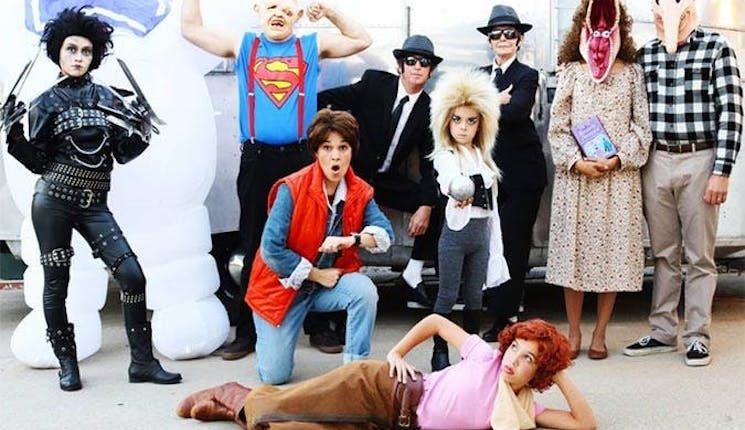 Brilliant (Last-Minute!) Costume Ideas for Adults, Couples, Kids and - best halloween costume ideas for couples