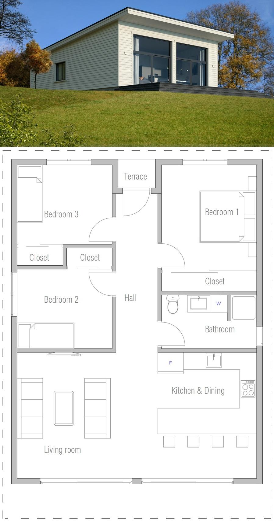 Home Plan CH263