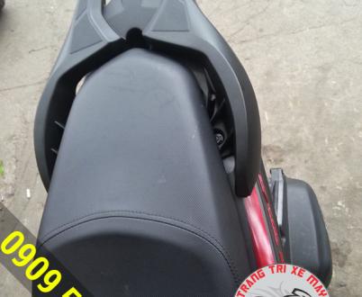 Cản sau SH Ý gắn cho Airblade 2016