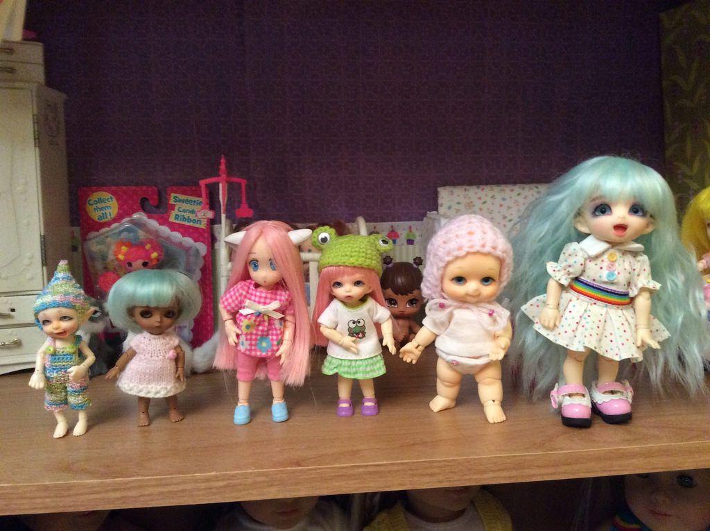 """Lace Brief Underwear Panty For 11/""""  Blythe Momoko Obistu Doll Cloth /_ch"""