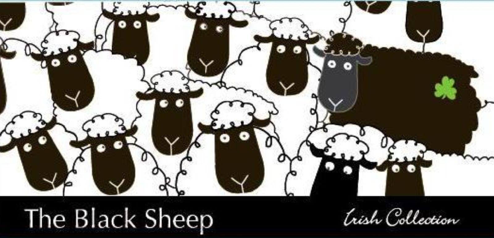 The Black Sheep collection - every family has one!!