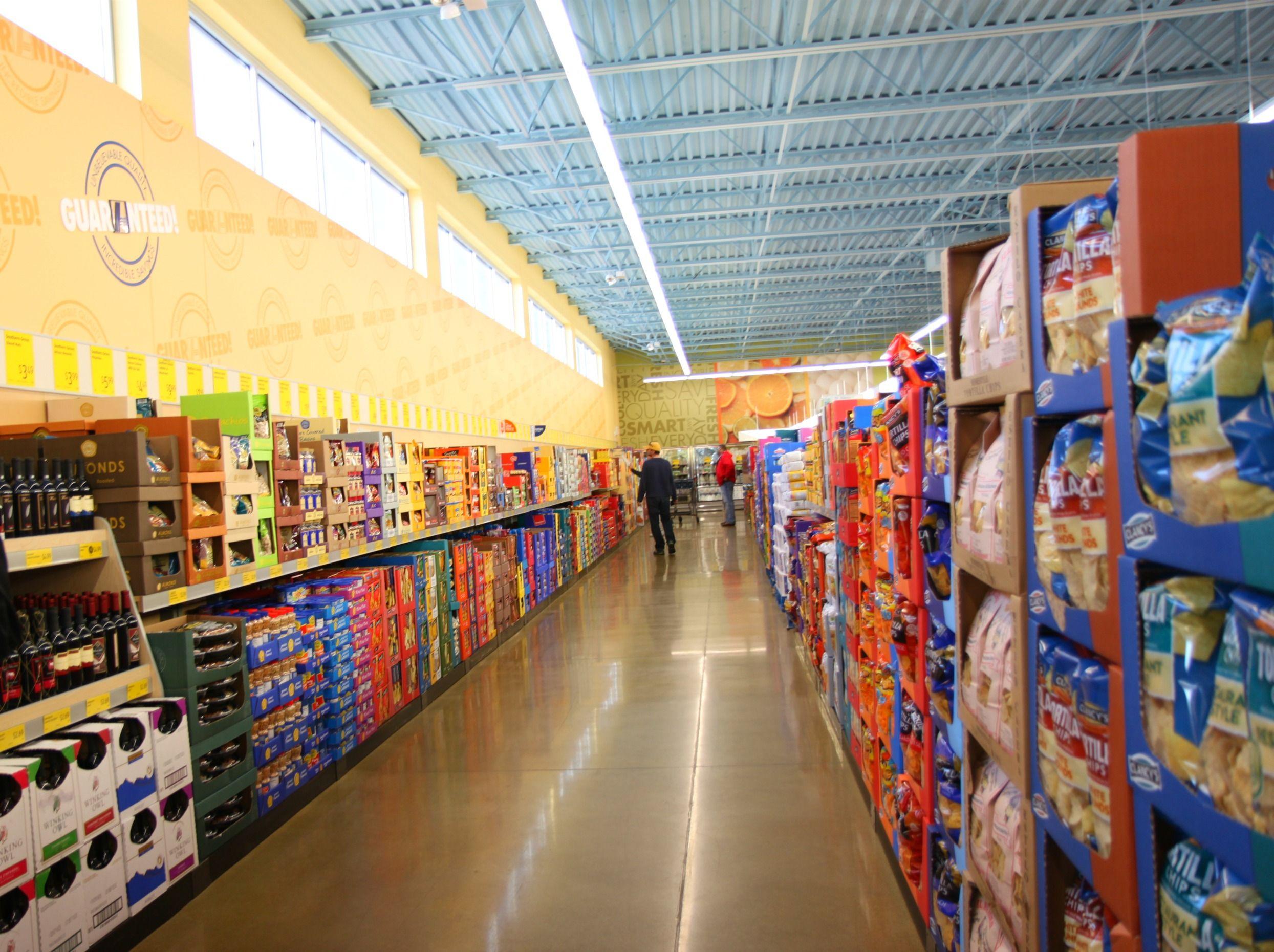 A Behind-the-Scenes Tour of ALDI Supermarket.
