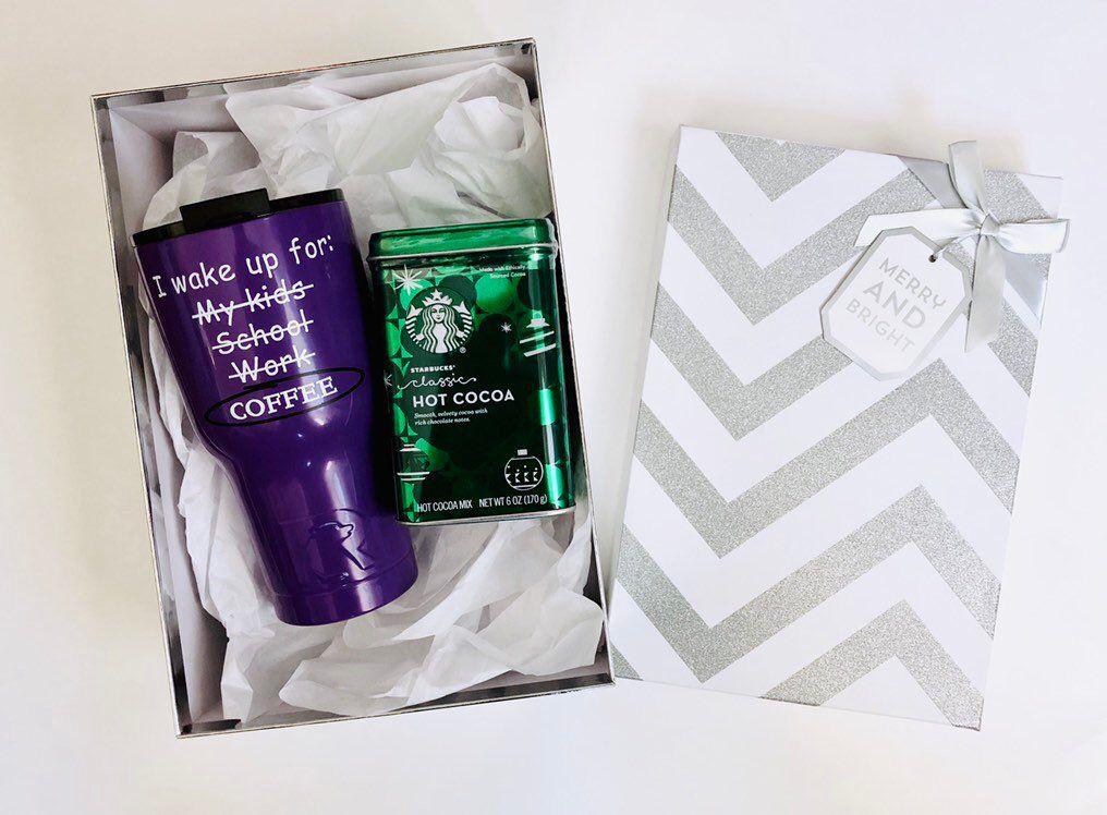 I Wake For Coffee Gift Set | Coffee Lovers Gift Basket ...