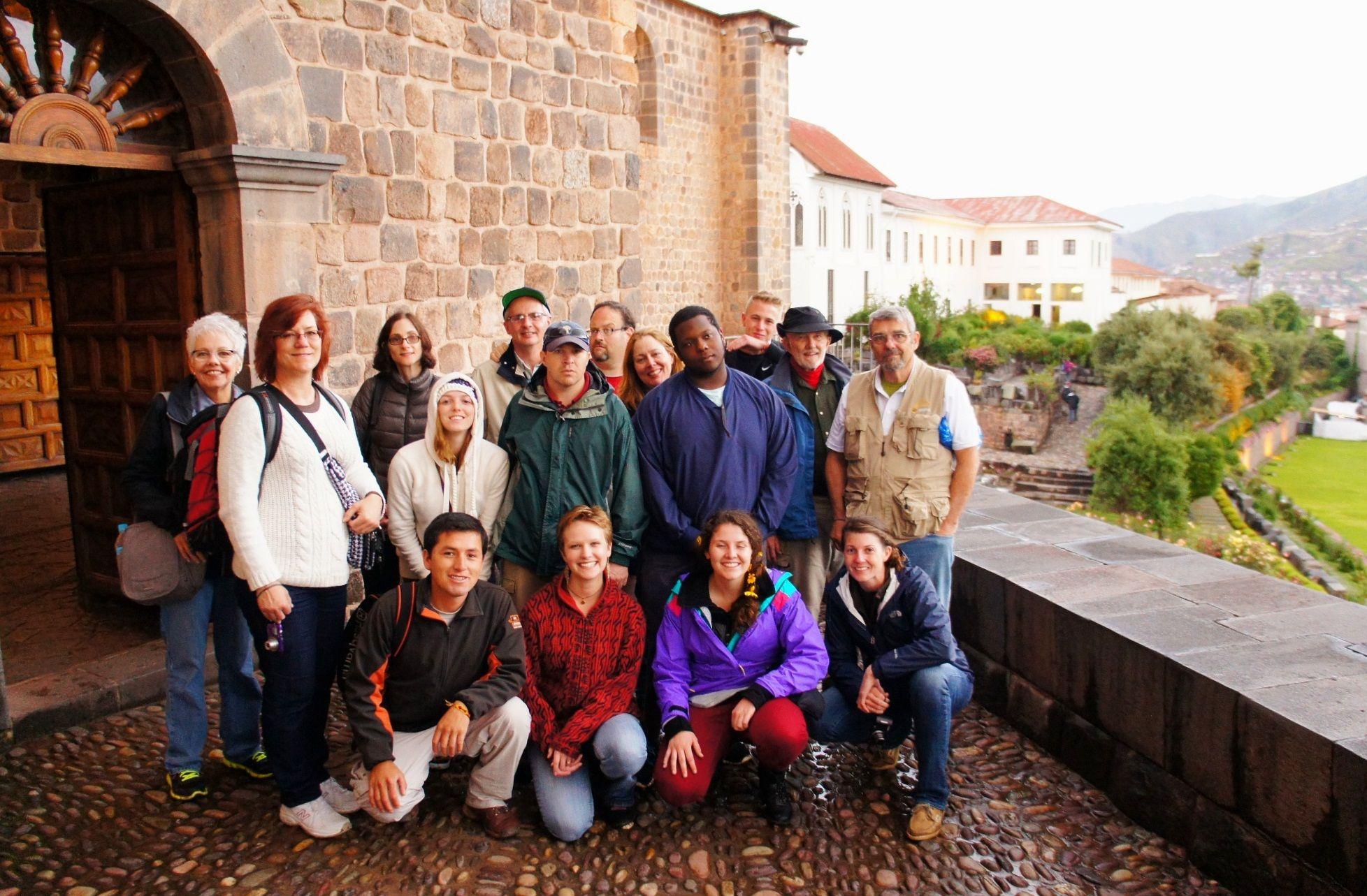 Enjoying The Cusco City Tour Smanosperu