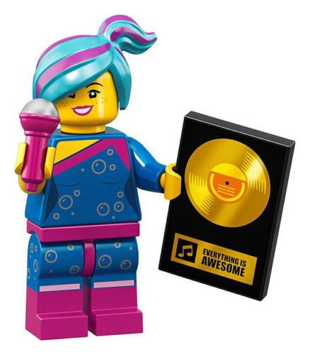 Lego Plantimal Minifigure From 70826 Brand New Genuine Minifig  The Lego Move 2