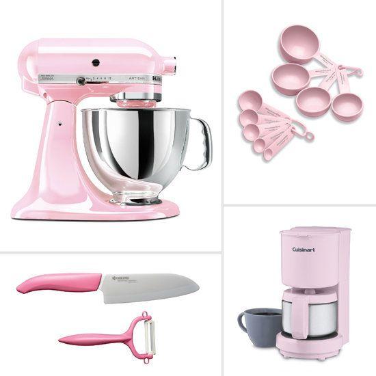 Pink Mixers | Pink KitchenAid Mixer